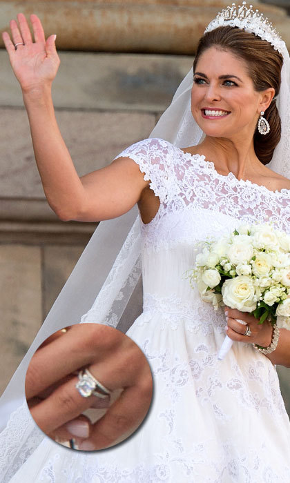 <h3>Princess Madeleine of Sweden
