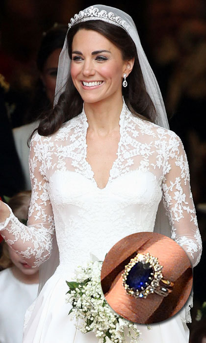 Princess Brides The Most Spectacular Royal Engagement And Wedding Rings