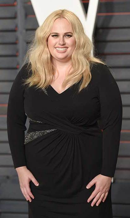 Rebel Wilson is rumoured to be playing the singer in a film about Adele's meteoric rise to fame.