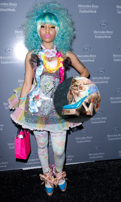 <h3>Nicki Minaj