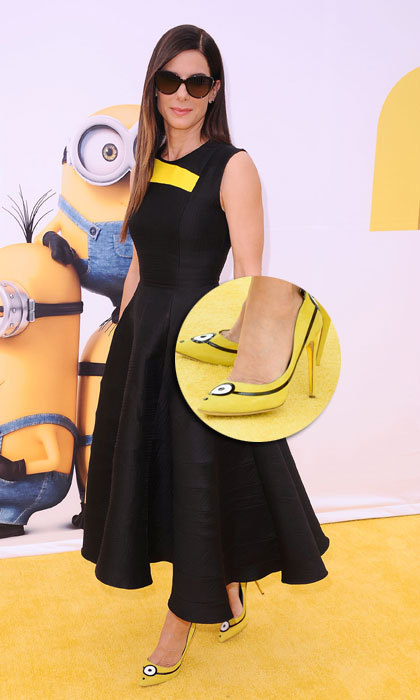 <h3>Sandra Bullock