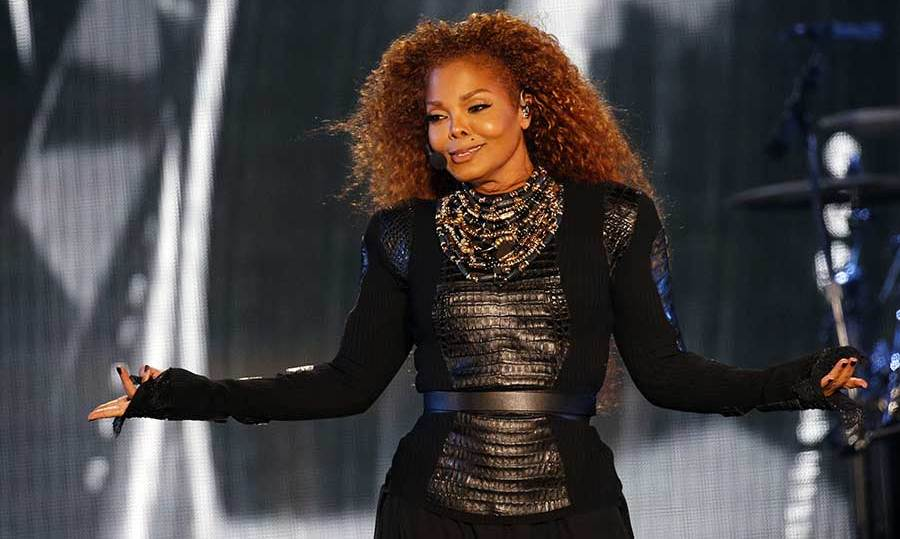 Janet Jackson has postponed her Unbreakable world tour for the second time.