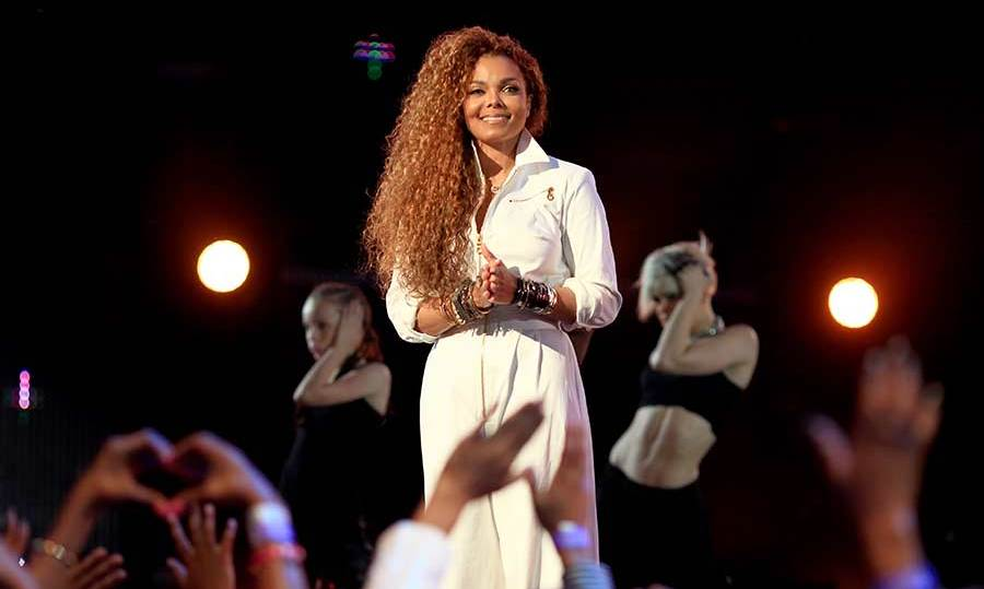 Janet thanked her fans for their loyalty and support.