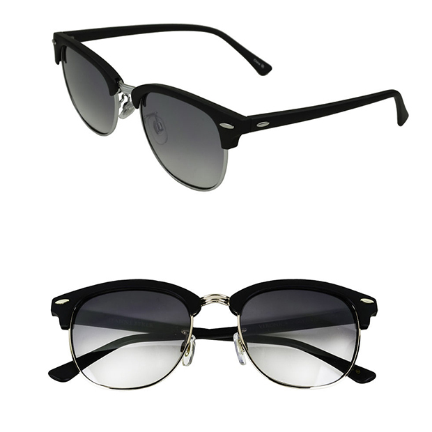 "Edit by Jeanne Beker Veronica 50mm Clubmaster Sunglasses in Black, $44, <a href=""http://www.thebay.com/webapp/wcs/stores/servlet/en/thebay/jewellery-accessories/new-arrivals/veronica-50mm-clubmaster-sunglasses-0066-veronica--24"">thebay.com</a>"