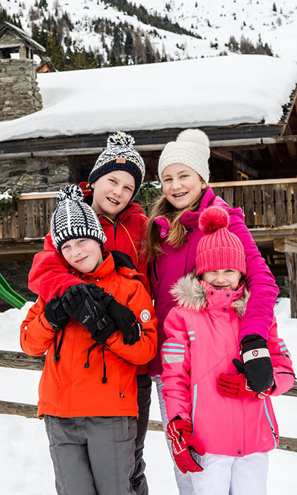 Belgium's royal siblings: Prince Emmanuel, Prince Gabriel, Princess Elisabeth and Princess Eleonore.  