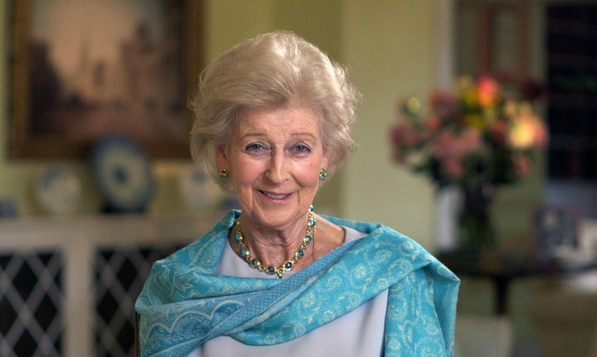 Princess Alexandra also contributes to the documentary.