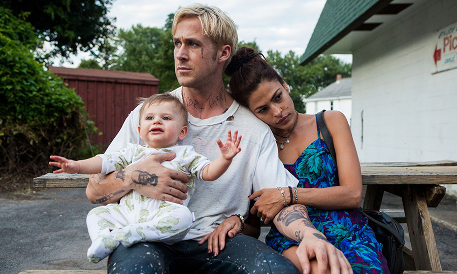 The couple met on the set of the 2011 film, The Place Beyond The Pines.