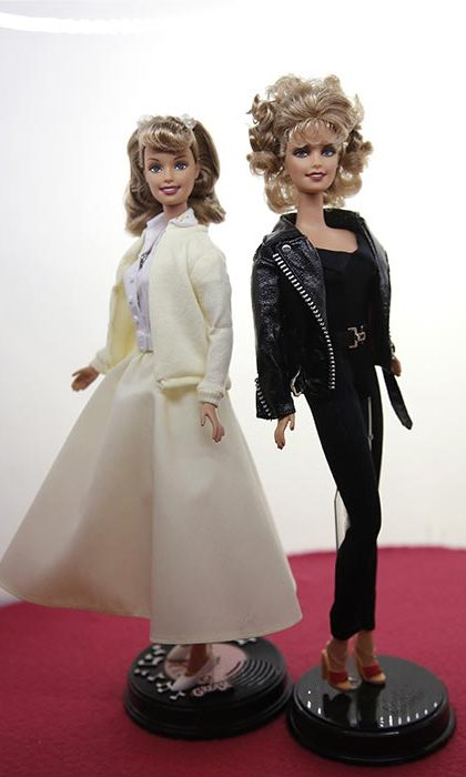 Sandy from <em>Grease</em>, played by Olivia Newton-John.