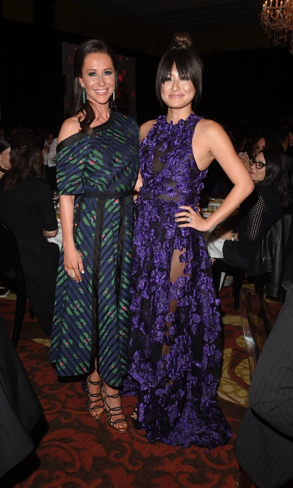 Jessica Mulroney and Krystal Koo