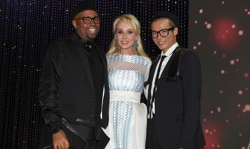 Kirk Pickersgill, Suzanne Rogers and Stephen Wong