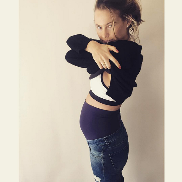 <strong>Behati Prinsloo</strong>
