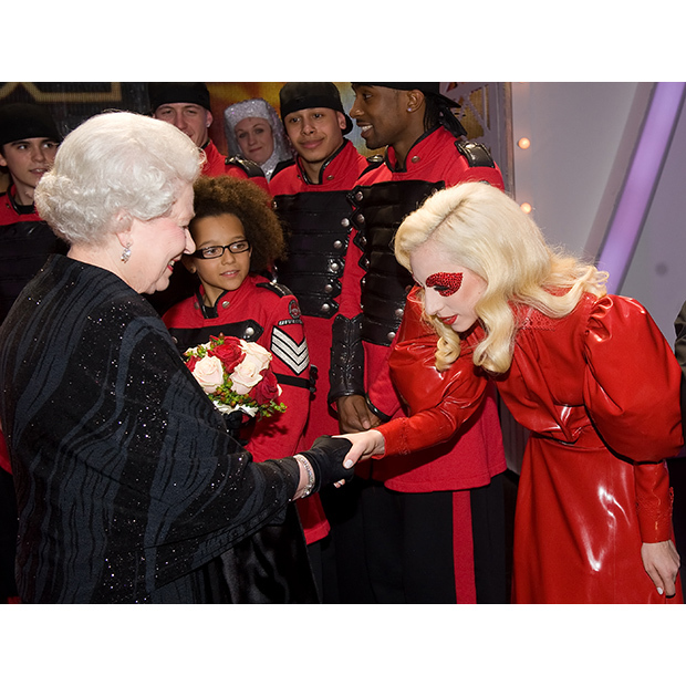 <strong>Lady Gaga</strong>