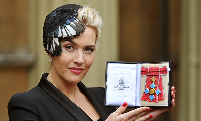 <strong>Kate Winslet</strong>