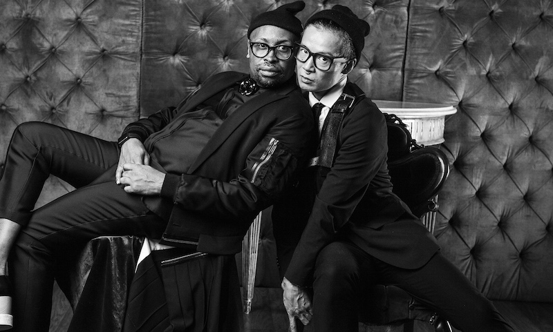 Womenswear Designers of the Year Kirk Pickersgill and Stephen Wong