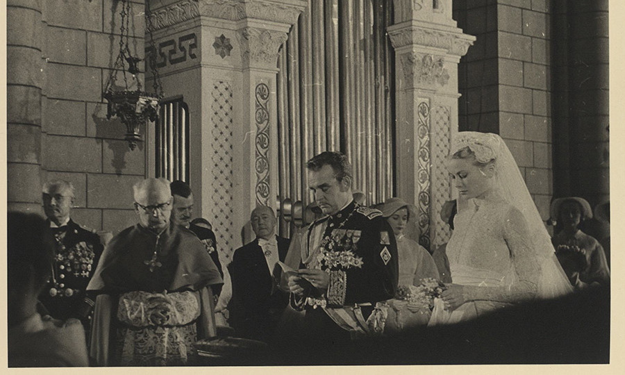 <p>The religious ceremony took place at the St. Nicholas Cathedral and was conducted by the Bishop of Monaco.