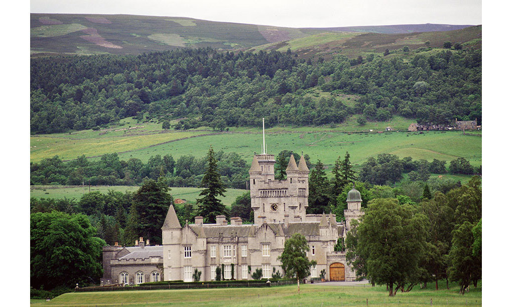 <p>As she enters her tenth decade, the Queen is more content with holidaying on her home ground. She usually spends two months of the summer at Balmoral in Scotland, Easters at Windsor Castle and Christmas holidays with the family at Sandringham Estate in Norfolk.</p><p>Click through our gallery of top regal residences you can stay in around the UK, where guests can play at being Queen for the day.