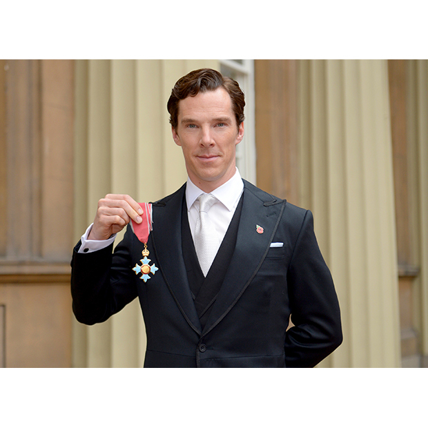 <strong>Benedict Cumberbatch</strong>