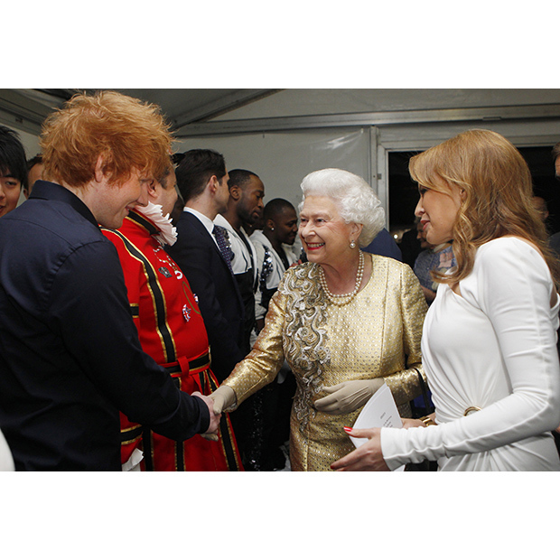 <strong>Ed Sheeran</strong>