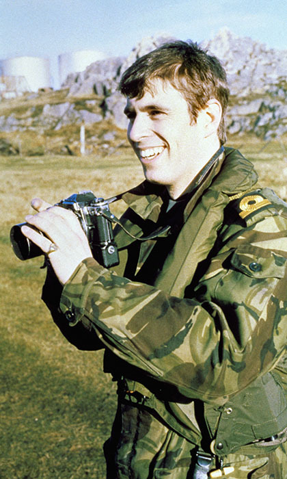 Much like the Duchess of Cambridge and his own mother, the Queen, the <b>Duke of York</b> has a passion for photography. The prince even released a book of his work – simply called <em>Photographs</em> by HRH The Prince Andrew – in 1985, which included an array of images from his travels. Andrew has since stepped behind the lens to capture the first official photographs of Lady Louise Windsor with her parents, images for the Queen's Golden Jubilee in 2002 and snaps marking Prince Harry's first birthday, taken on the royal yacht Britannia.