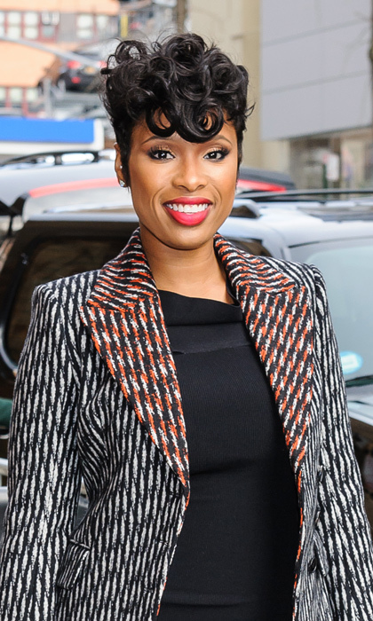 <h2>Jennifer Hudson</h2>