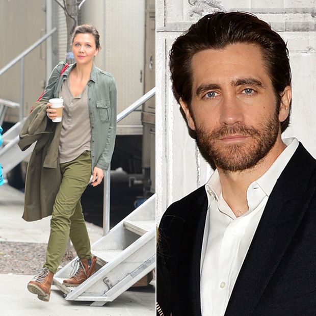 <h2>Maggie and Jake Gyllenhaal</h2>