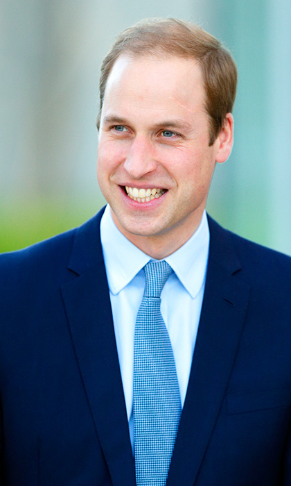 <strong>Prince William, Duke of Cambridge (William Arthur Philip Louis)</strong>