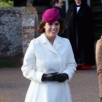 <strong>Princess Eugenie of York (Eugenie Victoria Helena)</strong>