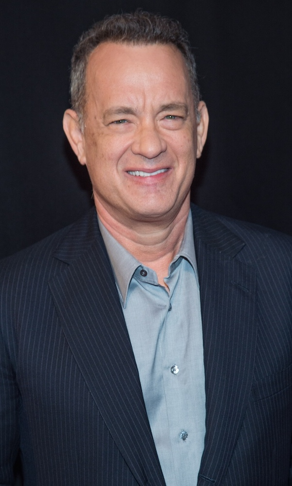 <h3>TOM HANKS</h3>