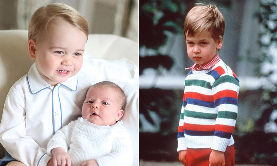 <b>Prince George and Princess Charlotte now play with one of Prince William's favourite childhood toys:</b>
