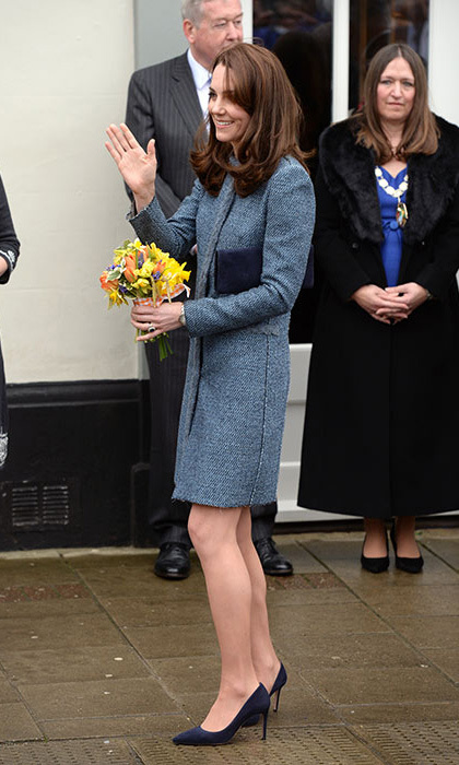 <h3>The Duchess of Cambridge</h3>