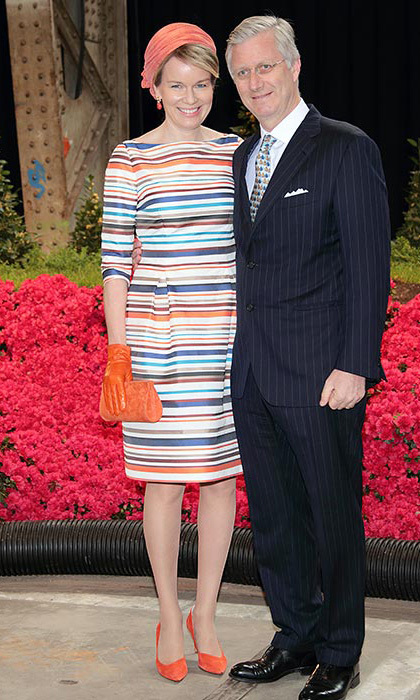 <h3>Queen Mathilde of Belgium