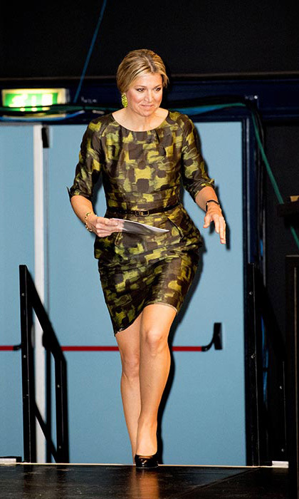 <h3>Queen Maxima of the Netherlands