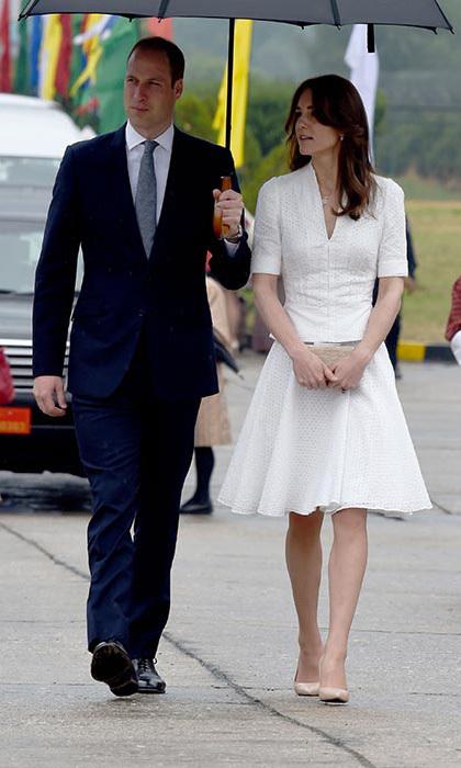 <h3>The Duchess of Cambridge