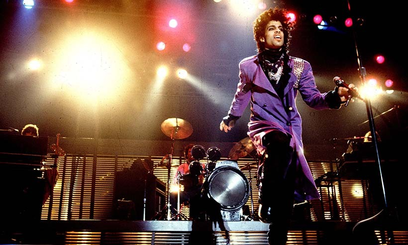 "Prince wore his signature purple while on his final 1999 tour stop in Chicago, promoting his fifth studio album by the same name. It was his longest US tour yet with more than 80 shows and saw the flamboyant showman perform hits like ""Little Red Corvette"" and ""Delirious.""