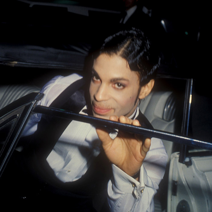 1986 also saw Prince step out for the American Music Awards in Los Angeles, where he presented the first award for pop/rock single, clad rather demurely in a three-piece tuxedo. 