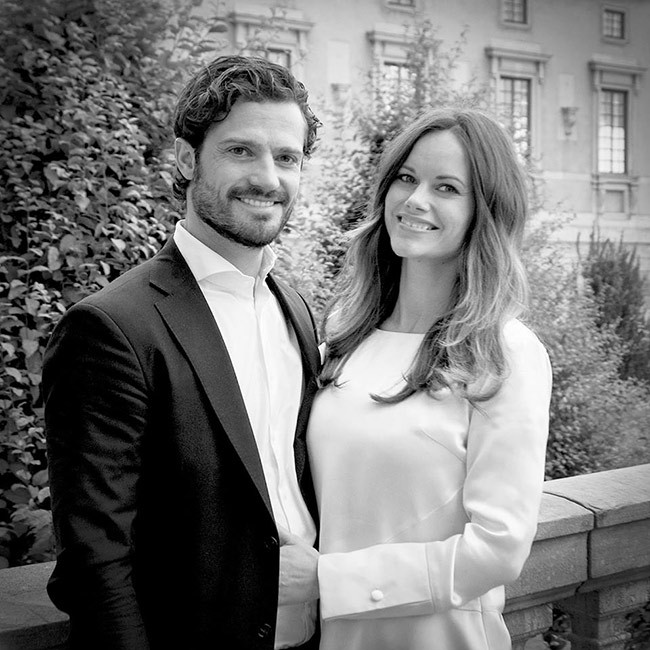 Carl Philip and Sofia married in June 2015.
