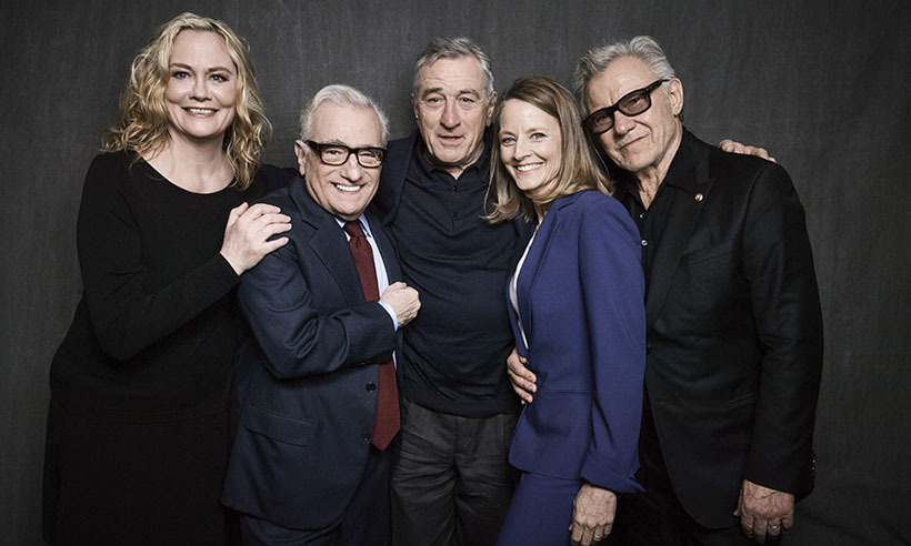 Cybill Shepherd, Martin Scorsese, Robert De Niro, Jodie Foster and Harvey Keitel mark 40 years since <em>Taxi Driver</em> first hit theatres with an anniversary screening at the 2016 Tribeca Film Festival.