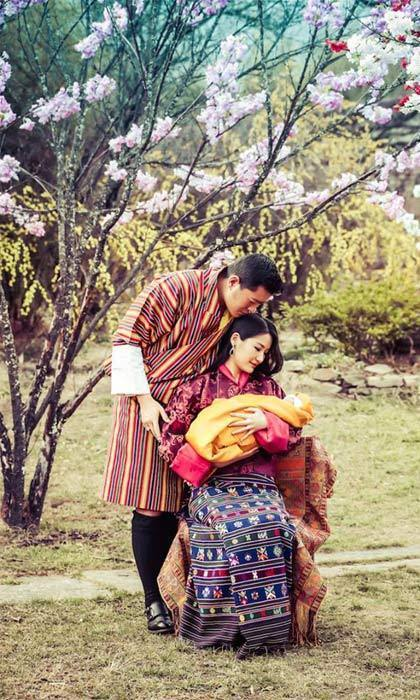 <h3>Queen of Bhutan