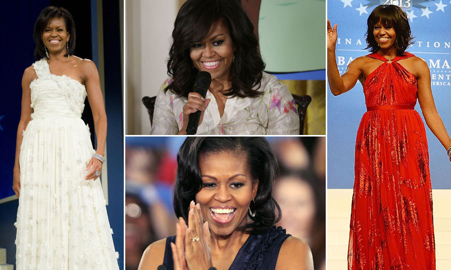 Michelle Obama 39 S Best Looks While In The White House Hello Ca