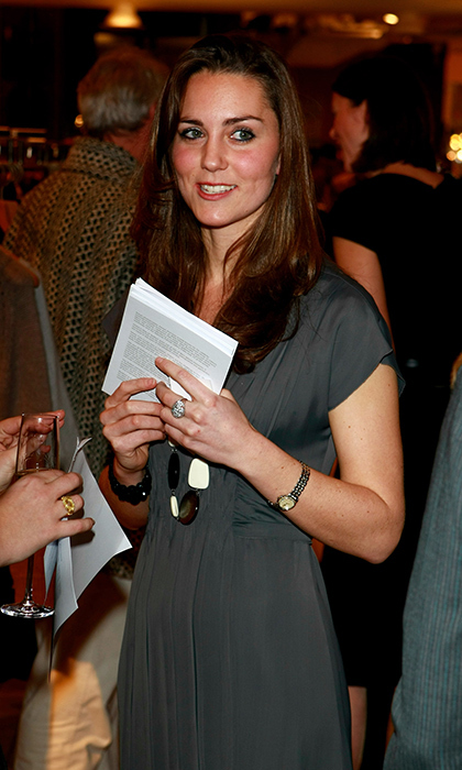 <h2>The Duchess of Cambridge</h2>