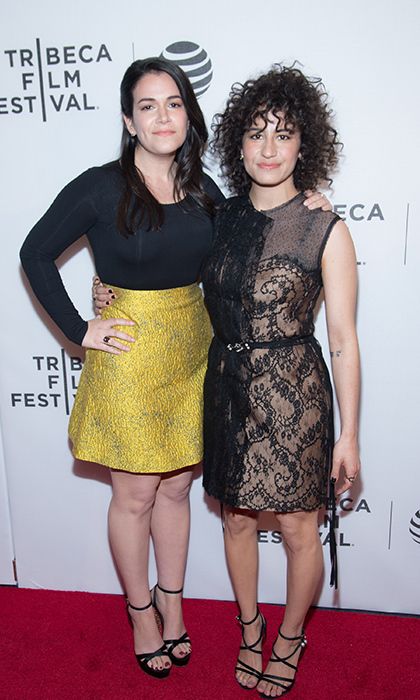 <i>Broad City</i>'s Abbi Jacobson and Ilana Glazer. 