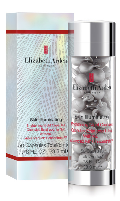 <strong>Elizabeth Arden Skin Illuminating Night Capsules, $105, at Hudson's Bay, Shoppers Drug Mart and London Drugs</strong><br>