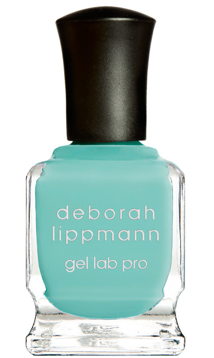 "<strong>Deborah Lippmann Summer Collection in Splish Splash, $22, at Murale and <a href=""http://murale.com"" target=""_blank"">murale.com</a></strong><br>