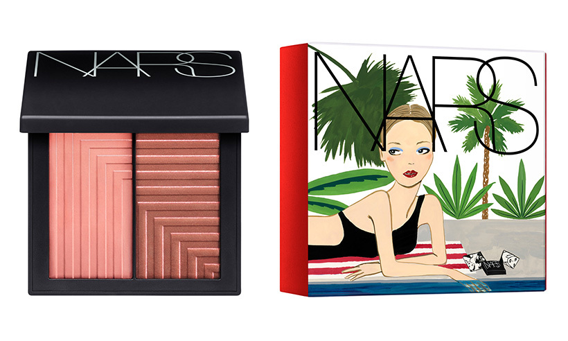 "<strong>Nars Dual–Intensity Blush in Liberation, $58, at Sephora, Hudson's Bay, Holt Renfrew, Nordstrom, Murale and <a href=""http://narscosmetics.com"">Narscosmetics.com</a></strong><br>