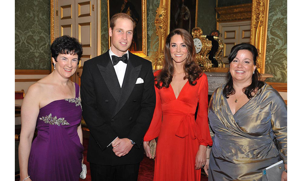 <strong>100 Women in Hedge Funds dinner: October 2011