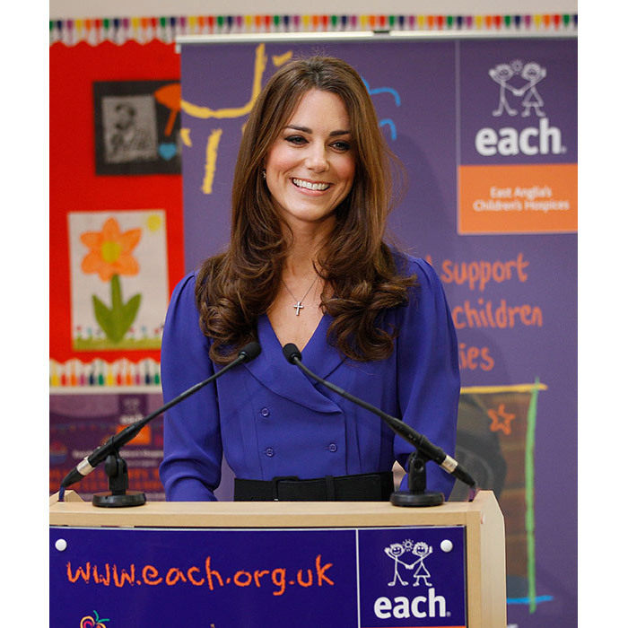 <strong>First public speech: March 2012
