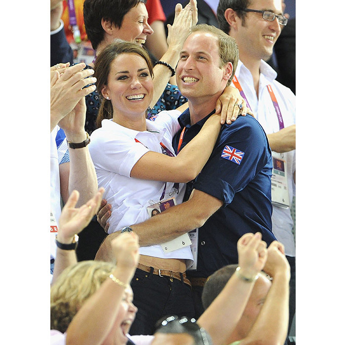 <strong>The London Olympics: July 2012