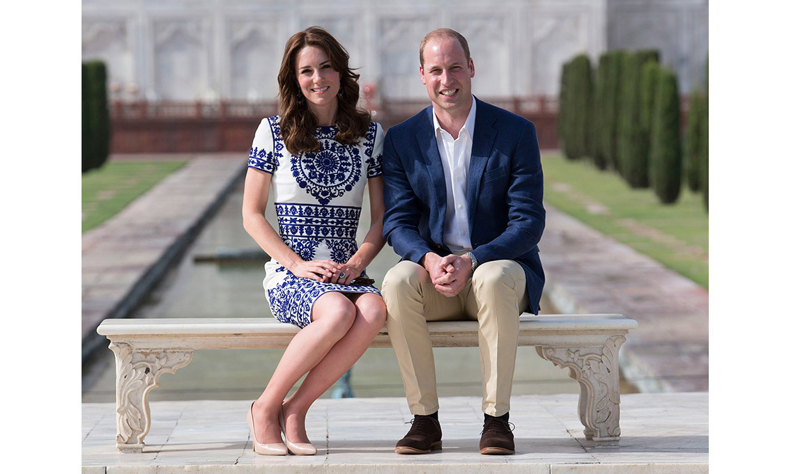<strong>Following in Princess Diana's footsteps: April 2016</strong>