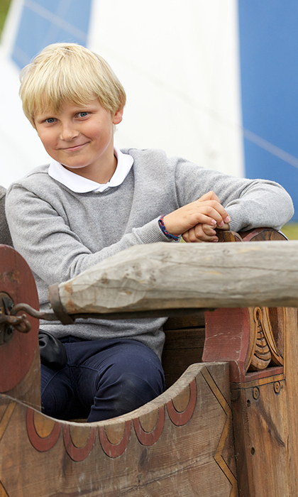 <h3>PRINCE SVERRE MAGNUS