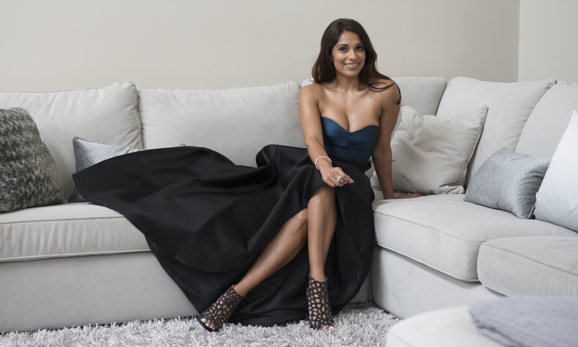 At Home With Tv Personality Sangita Patel